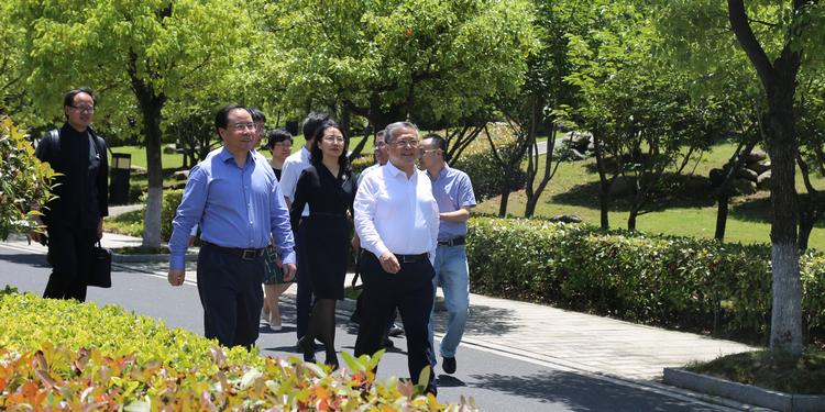 lol比赛赌博党委书记李国胜带队赴浙江科技学院安吉校区考察